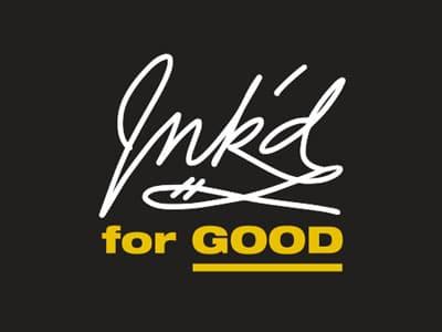 Inkd for Good Logo Design