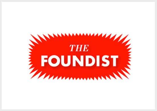 The Foundist Logo Design