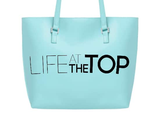 Life-at-The-Top-Logo-on-Tote-bag