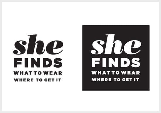 She-Finds-Logo-Design