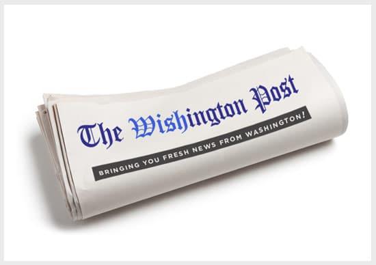Wishington-Post-Blog-Logo-Creation
