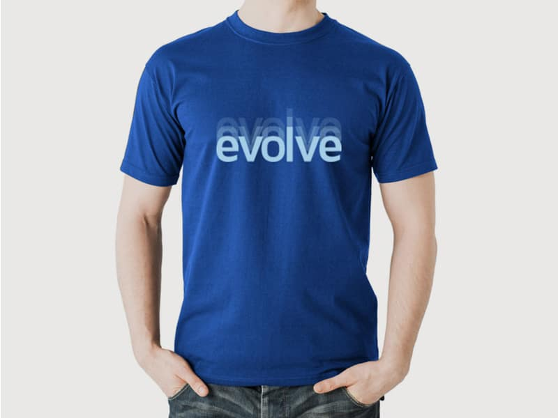 Evolve Logo-Tech-Company